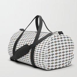 Hypnotic Eyes Duffle Bag