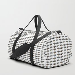 Hypnotic Eyes Duffle Bag