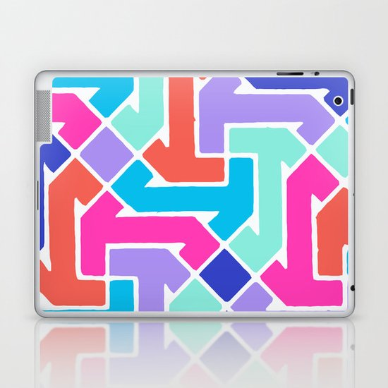 Azimuth 2 Laptop & iPad Skin