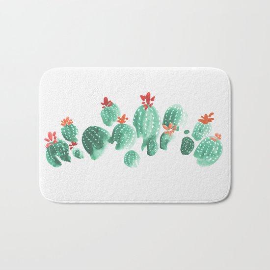 Cactus (3) Bath Mat