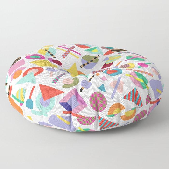 Less is a Bore Summer Floor Pillow