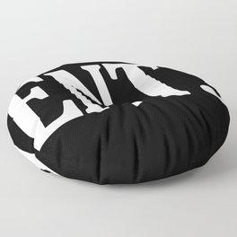 ENTJ Personality Type Floor Pillow