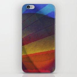 Scrambled egg iPhone Skin
