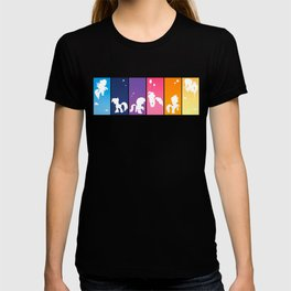 Rainbow Ponies T-shirt