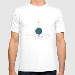 Dhyana mudra T-shirt