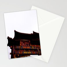 Bridge Over Chinatown  Stationery Cards