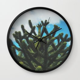 The Monkey's Puzzle Wall Clock