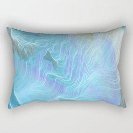 Ice Water Rectangular Pillow