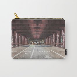 Straight Ahead - Chicago Carry-All Pouch