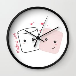 Mellow Luf Wall Clock