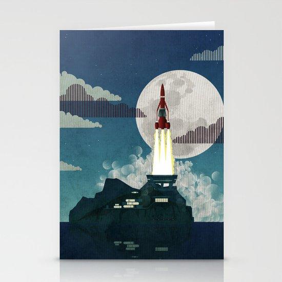 Tracy Island Stationery Cards