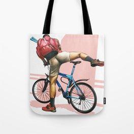 Hot Ride Tote Bag