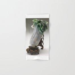 The Jadeite Cabbage Hand & Bath Towel