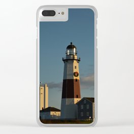 End of the Isle Clear iPhone Case