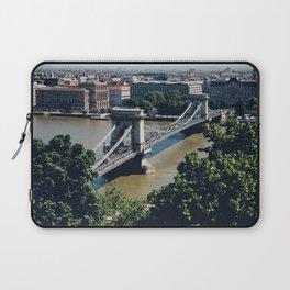 Chain Bridge Laptop Sleeve