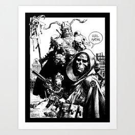 Marauders Art Print