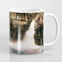 High Force Waterfall. Coffee Mug