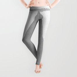 Leg Lamp Grey Leggings