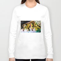 colombia Long Sleeve T-shirts featuring Colombia diverse. by Alejandra Triana Muñoz (Alejandra Sweet