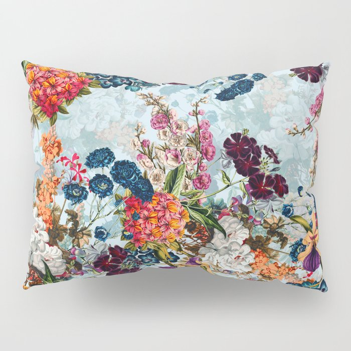 Summer Botanical Garden VIII Pillow Sham
