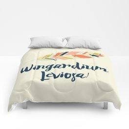 Wingardium leviosa! Comforters
