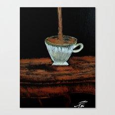 Teatime Canvas Print