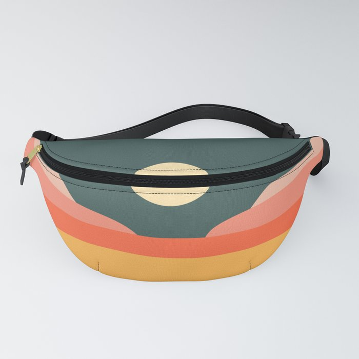 Geometric_Landscape_14_Fanny_Pack_by_The_Old_Art_Studio__One_Size__fits_23_to_52_around_