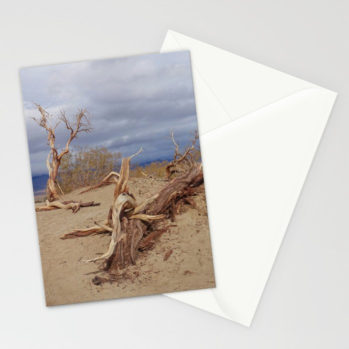 Death Valley II Stationery Cards