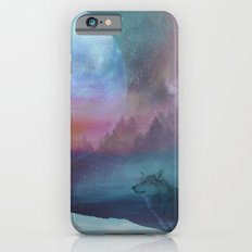 Howling at the moon Slim Case iPhone 6s