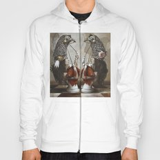 Les Cavalières Blanches Hoody