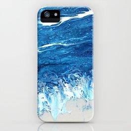 Seaside Kisses iPhone Case