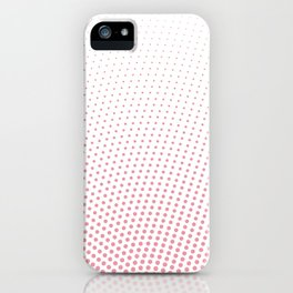 Intensive phobia: Pink iPhone Case