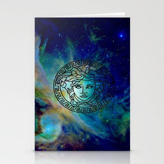 Versace Nebula  Stationery Cards
