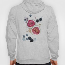 Figs and Berries Hoody
