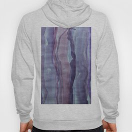 Violet Stripes Hoody
