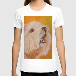 Westhighland White Terrier Portrait T-shirt
