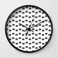lesbian Wall Clocks featuring Lesbian lovers wallpaper by funkyworm