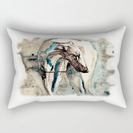 Out of the Dust Rectangular Pillow