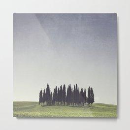 Classic Tuscany Metal Print