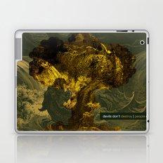 destroy Laptop & iPad Skin