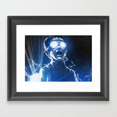 EEEMP! Framed Art Print