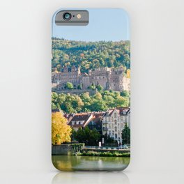 Heidelberg Autumn iPhone Case