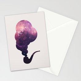 Birth of Stars Stationery Cards