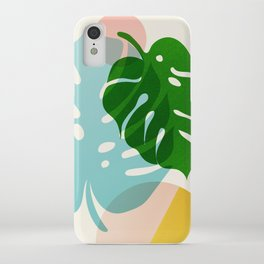 Abstraction_PLANTS_01 iPhone Case