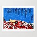 """Art Deco Design """"Beautiful Dreamer"""" by patriciannek"""
