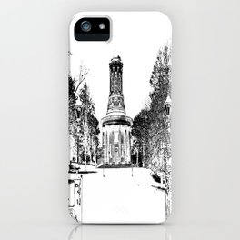 Saltaire Reformed Church  iPhone Case