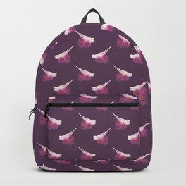 White Budgerigar Backpack
