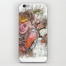 Best buds iPhone Skin