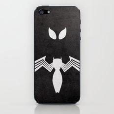 Spider-Man Black Costume iPhone & iPod Skin