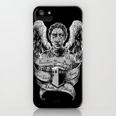 Don't Blink Slim Case iPhone (5, 5s)